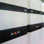 Mobilūs lentyniniai stelažai