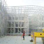Stelažinės nešančios konstrukcijos
